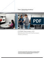 Lab. Cisco Academy,step by step