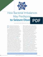 How Bacterial Imbalances May Predispose to Seizure Disorder
