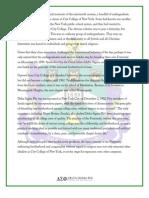 Delta Sigma Phi History