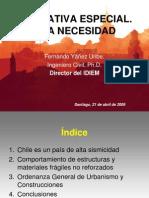 Presentación  F. Yañez