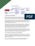 HISTORIA DE LA FRANCMASONERÍA