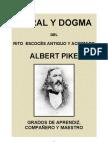 Pike, Albert - Moral y Dogma