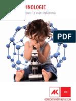 Die Nanotechnologie - Die Gefahr