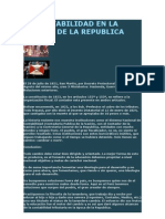 La ad en La Epoca de La Republica