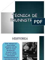 Tecnica de Brunnstrom Modificada (1)-1