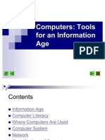 Tools for an Information Age