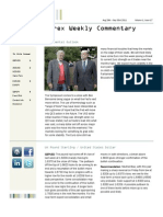 FX Weekly Commentary - Aug 28 - Sep 03 2011 Elite Global Trading