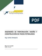 Programa Curso Ing de Perforacion Colombia