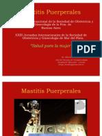 Mastitis Puerperales