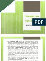 Common Law o Anglosajon-1