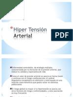 Híper Tensión Arterial