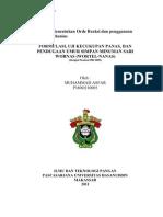 Resume Menentukan Orde Reaksi Dan Penggunaan Rumus Arhenius