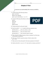 Chapter 8 Practice Test 4u1