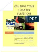 El Turismo en Ecuador (2)