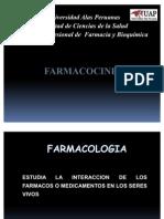 FARMACOCINETICA UAP 2011