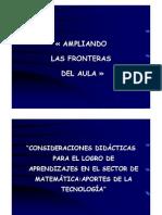 PEGB-10-Ampliando Las Fronteras Del Aula