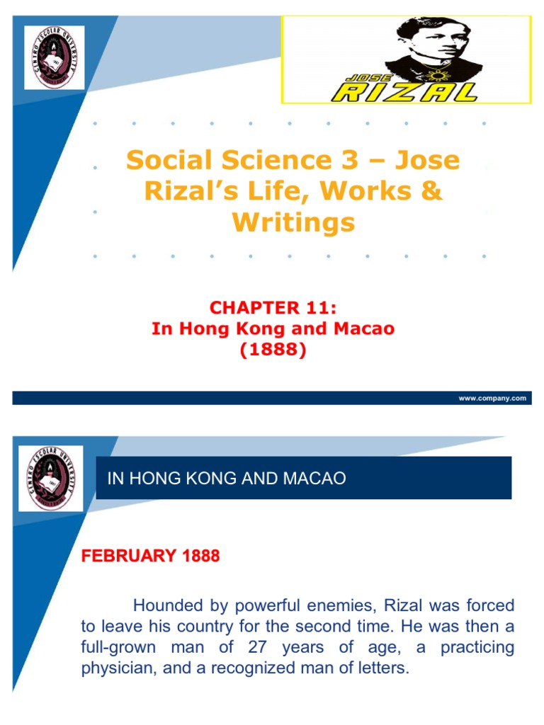 rizal chapter 14 and 15