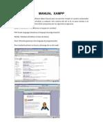 Londoño & Lugo - Manual Instalación Xampp