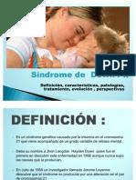 Síndrome de  Down compatible