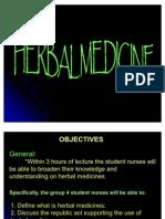 Herbal Medicines [1]