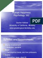 Human Happiness 162