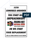 112th-You Impeach or We Replace