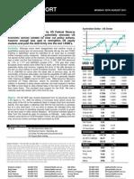 Australian Dollar Outlook 08/29/2011