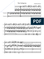 The Unforgiven Score