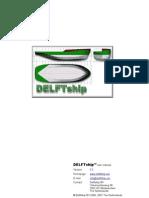 Manual Delft Ship