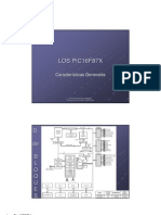 07 Los PIC16F87X Arquitectura