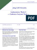 Lab3 Cadence