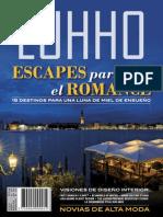 Revista Luhho DécimoCuarta Edición