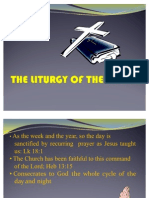 Liturgy of Hours
