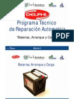 5. Bateria, Arranque y Carga