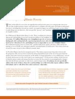 Illinois Poverty Report 2009