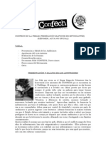 Confech en La Femae  27 agosto 2011