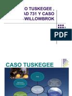 Caso Tuskegee , Unidad 731 y Caso Willow Broke