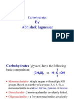 Carbohydrate by Abhishek Jaguessar