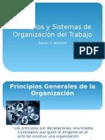 Principios y Sistemas de Organización del Trabajo