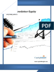 Weekly Equity Report By Money CapitalHeight