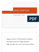 Aula 5 - Recursos Geneticos [Modo de Compatibilidade