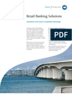 Retail Banking Solutions