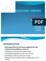 Queuing Theory