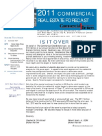 2011 Coomercial Real Estate Outlook