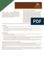 BIRT Microve Oven Info Sheet