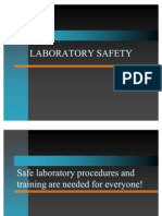 Lab Safety Lesson 2