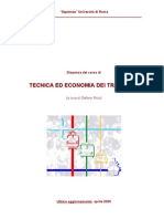 Dispense Tecnica Economia Trasporti 0809