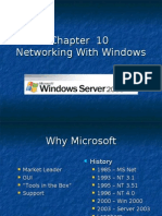 Chapter 10 Windows Server 2003 Part I
