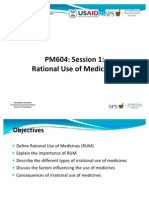 SESSION ONE MUHAS_PM604-Rational Use of Medicines Recovered]