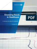 Emrging Trends in Healthcare